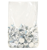 4- x 2- x 8- - 3 Mil Gusseted Poly Bags - PB1660