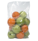 8- x 6- x 18- - 4 Mil Gusseted Poly Bags - PB1803