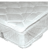 1.1 Mil Gusseted Mattress Bags