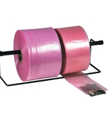 "24"" x 1075' - 4 Mil Anti-Static Poly Tubing - PTAS2404"