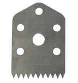 Replacement Tape Cutting Blades for 5/8- Bag Taper - TDPRODEB2
