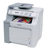 Brother DCP-9040CN Refurbished Color Laser Multi-Function Copier/Printer