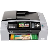 Brother  MFC-490CW Color Inkjet All-in-One with Wireless Networking