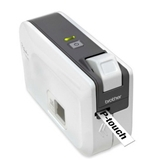 Brother International Corp Label Printer, Thermal, 180Dpi, 2-1/10-X6-1/5-X4-2/5-, We/Gy