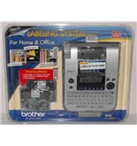 Brother P-Touch PT-1830C Desktop Office Labeling System, Value Pack with (2) TZ-231 Tapes and Batteries