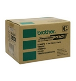 Brother PR1438B6P Black Ink Stamp - 6 Pack