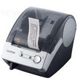 Brother QL-500 PC Thermal Barcode Printer USB *Includes Free USB Cable