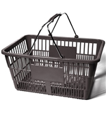 Garvey BSKT-40920 Regular Baskets - Black