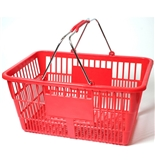 Garvey BSKT-40922 Regular Baskets - Red