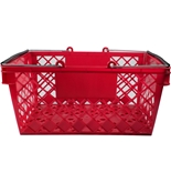 Garvey BSKT-41300 Large Baskets - Red