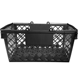 Garvey BSKT-41304 Large Baskets - Black