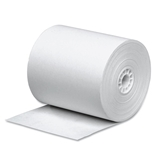 PMC BSN31820 Single Ply Adding Machine Roll Paper - White