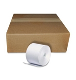 PMC BSN31823 Single Ply Adding Machine Roll, Bond - White