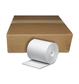 PMC BSN31827 Bond PaperPaper Roll, Single Ply - White