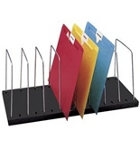 Buddy Products Wire Dividers for 0710 Wire Organizer, 1 x 7.5 x 10.25 Inches, 3 Dividers Each, Chrome (0709-0)