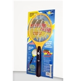BugKwikZap TM (Trademarked) Bug Zapper Electric Fly Swatter / Model - Standard / Standard Quality / 2300 Volts / 2 AA Batteries / Light / 1PK