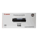 Canon 106 Black Copier Toner Cartridge for imageCLASS MF6500 Series