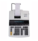 CNMCP1213DII - Canon 12-Digit 2-Color Heavy-Duty Print Calculator With Fluorescent Display