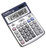 Canon HS1200TS Calculator