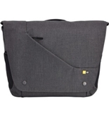 "CASE Logic Reflexion RUM-115 Carrying Case (Messenger) for 15"" MacBook, iPad, Tablet, Ultrabook - Anthracite / RUM-115Anthracite"