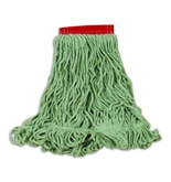 Rubbermaid Commercial FGD25306GR00 Super Stitch Mop Head, 5-inch Headband
