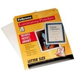 Centurion Inc 52005 8.5X11 Clear Laminating Sheets