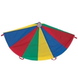 Champion Sports Multi-Colored Parachute (20-Feet)