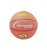 Champion Sports Official Rubber Outdoor Basketball (29.5)