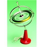 Chandler Gyroscope - 3 1/2- tall [Toy]