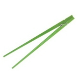 Cheat Chopsticks - Green (set of 4) [Kitchen]