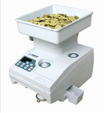 Coin Counter With Motorized Hopper HCS-3500AH