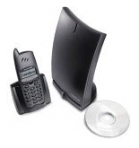 Cygnion Cybergenie Cordless 2.4 GHz PC Phone System