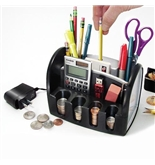 Mag-Nif Desktop Organizer and Pencil Sharpener