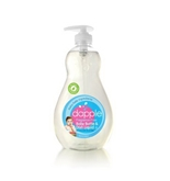 Dapple Fragrance-Free Baby Bottle & Dish Liquid 16.9 oz