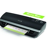 Swingline GBC Thermal Laminator,  Fusion 5100L, 12 Inch, 1 Minute Warm-up, 1.5-10 Mil (1703078)