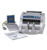 Digital Small Business Cash Counter, 1000+ Bills per Minute, 125 Bill Capacity