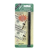 Dri-Mark Smart Money Counterfeit Bill Detector Pen for Use with U.S. Currency, Black/Dark Brown (351B1)
