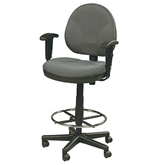 DSK DSK500 FABRIC TASK CHAIR