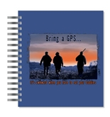 ECOeverywhere GPS Guns Picture Photo Album, 18 Pages, Holds 72 Photos, 7.75 x 8.75 Inches, Multicolored (PA14270)