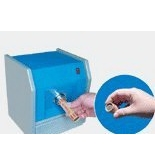 Electric Coin Sorter, Counter and Packager 4000 Coins Per Min