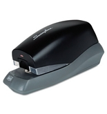 Electric Stapler, 20 Sheet Capacity, 105 Staple Capacity, Black