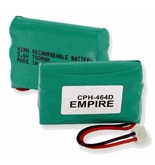 Empire AT&T SANIK 27910 3SNAAA60HSJ1 Cordless Phone Battery for V-TECH Models