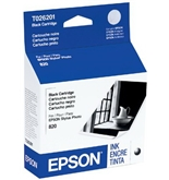 Epson T026201 Black Ink Cartridge for Epson Stylus Photo 820/925