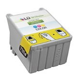 Epson T027201 Color Remanufactured Ink Cartridge