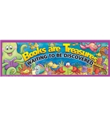 Eureka Bookmarks, Set of 36, Books are Treasures (834250)