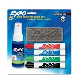 Expo 6 Piece Original Dry Erase Marker Starter Kit