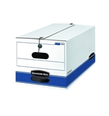 Fellowes Bankers Box Store/File Storage Box - 00704