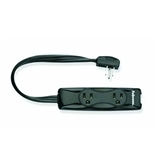 Fellowes 4-Outlet Travel Surge Protector (9904801)