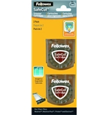 Fellowes 4 SafeCut Rotary Trimmer Blades, Straight, 2 Pack (5411402)