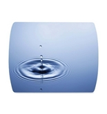 Fellowes 5904401 Ultra Thin Mouse Pad - Blue